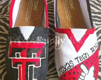 Texas Tech Toms