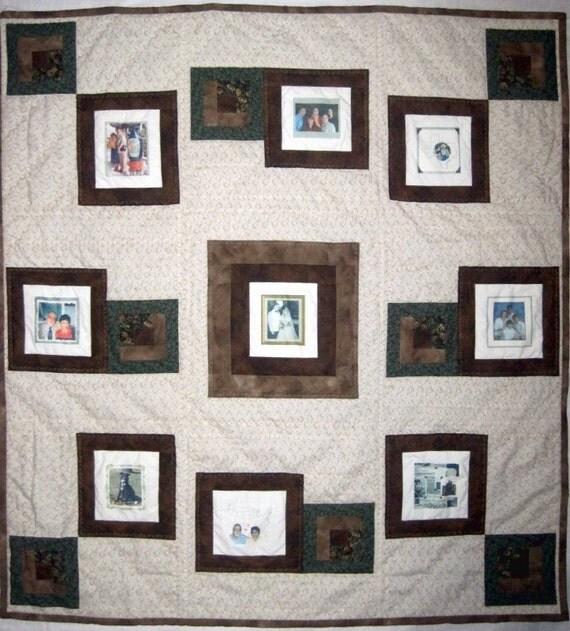 Photo Quilt Squares