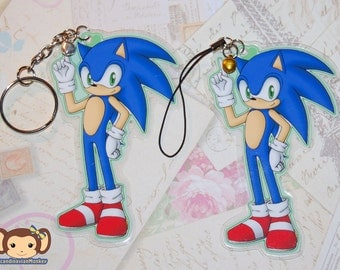 Cell-strap - Sonic the Hedgehog
