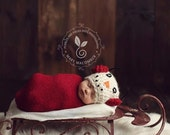 Snowman hat christmas/winter