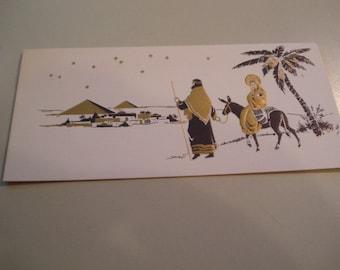 yjg9n)klyx_Vintage Embossed Christmas Card, J oseph ...