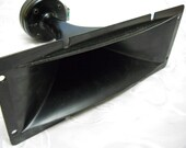 SALE Vintage Tweeter Fotex 400ht Steampunk Speaker Horn Metal industrial Music art project