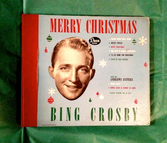 Bing Crosby With Buddy Bregman And His Orchestra Bing Sings The Great Standards
