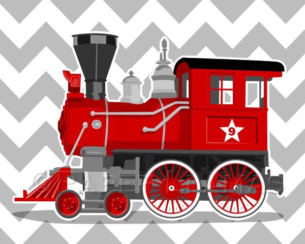 ... : Vintage Train Drawing , Vintage Train Art , Vintage Train Ticket