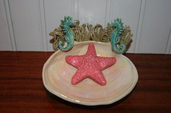 Seahorse Soap Dish
