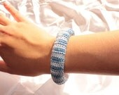 Light blue bracelet. FREE Shipping