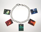 Charm Bracelet Percy Jackson Book Covers Jewelery