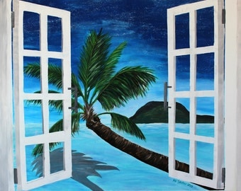 Window to Paradise Beach