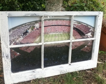 University of South Carolina Stadium Window