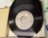 Glenn Miller Limited Edition Boxed Set 45rpm Vinyl Records c. 1963