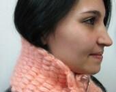 Hand knitting Beautiful scarf
