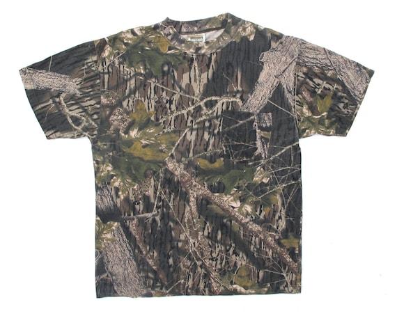 Custom Mossy Oak Camo T Shirt By Olfolk On Etsy