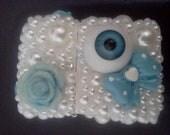 Creepy Cute Eyeball Rose Zippo