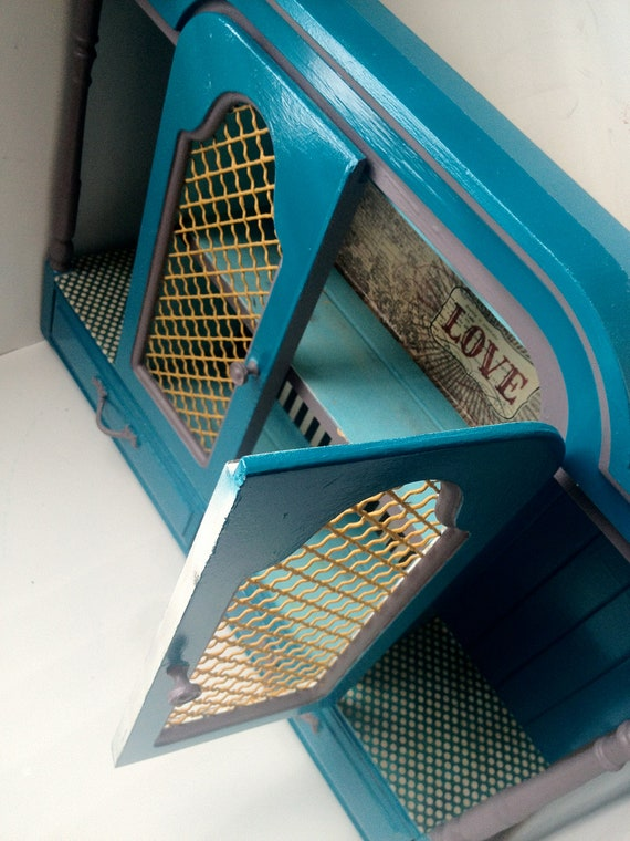 LOVE Curio Apothecary Medicine Cabinet