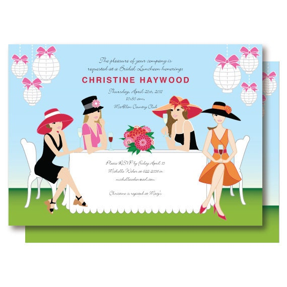 Derby Party Invitations with luxury invitations example