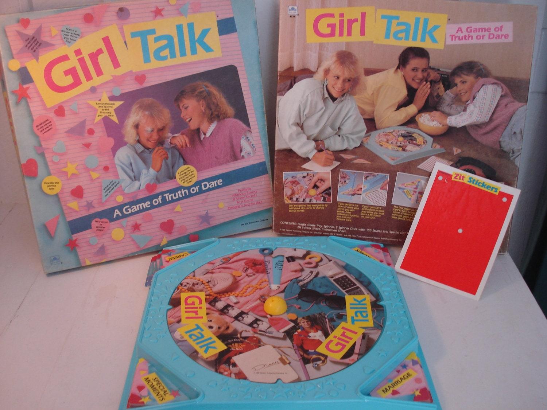 Vintage 1988 Igre dekleta Board Game-4884