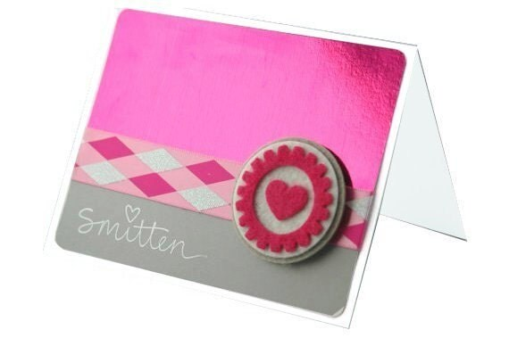 boyfriend card, love you card handmade, I like you card, Anniversary card, just because