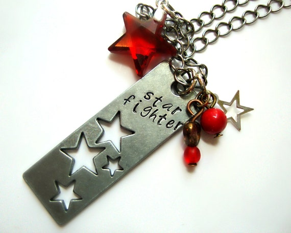 Sailor Star Fighter Necklace