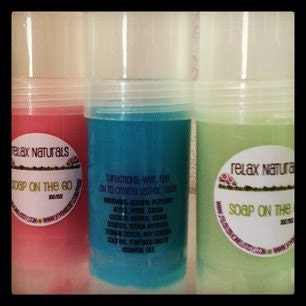 Soap On The Go - Kids Scents 2oz