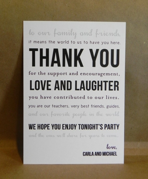 Thank You Quotes For Dinner Party: Unavailable Listing On Etsy