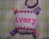 GIRL  --  BaseBall Baby Toy  ---  TOY