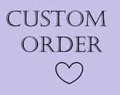 Custom Order for Natural Review