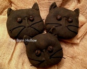 E-PATTERN / INSTANT DOWNLOAD - Black Cat Bowl Fillers