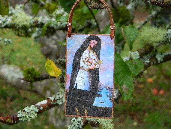 Ornament Native American Saint Kateri Tekakwitha