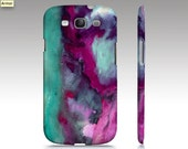 Samsung Galaxy S6 case, Galaxy S5 case, Galaxy Note cover, watercolor design, abstract painting, art for your phone