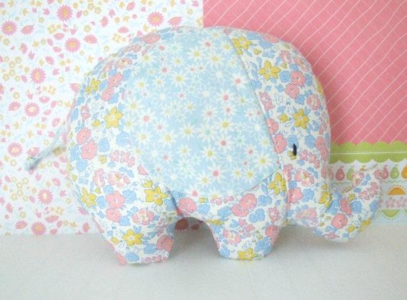 Stuffed Elephant - Elephant - Stuffed Animal - Plush Toy
