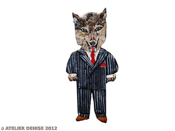 Werewolf of London Ornament