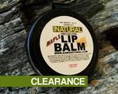 Maple Lip Balm 3-Pack Maple Lip Balm Lip Balms Gifts for Men Maple Deliciousness