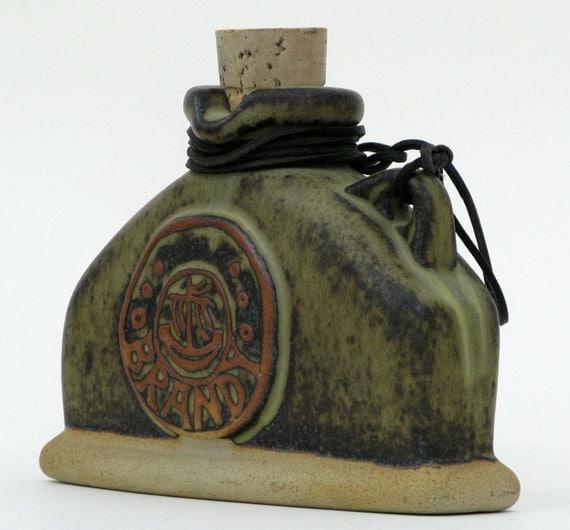 Brandy Jar from Tremar Studio Potteries