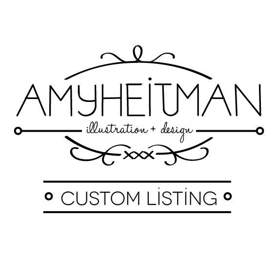 Custom Listing for Maggie G