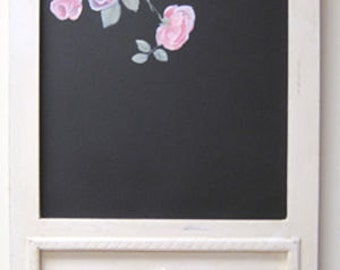 Rose Chalk Board