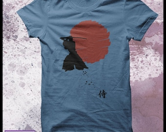 Samurai tshirt Men's