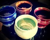 Stackable Porcelain Soup Bowls
