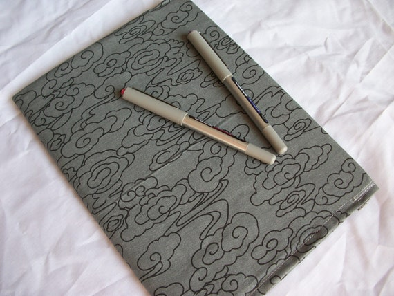 Notebook Cover-Reusable- Handmade