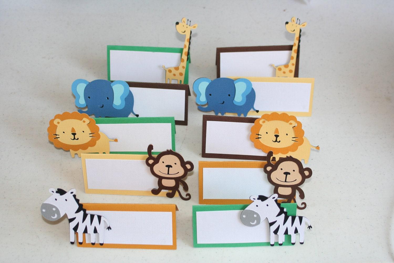 Safari Birthday Food Ideas