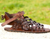 Leather sandals - CELTIC