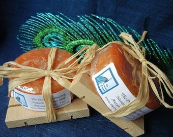 Sparkling Autumn Magic Scented Glycerin Soap