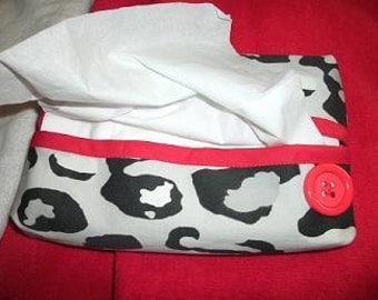 Soft kleenex tissue holder