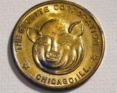Rare Glolite Pig Token