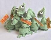 007 Dragon Draco - Amigurumi crochet pattern - PDF file by Pertseva Etsy