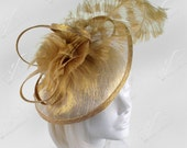 On Sale Limited Time Offer - Kentucky Derby Fascinator Headpiece