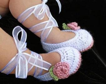 Baby Sandals, Handmade, crochet. Sandalias para bebe hechas a mano, a crochet.