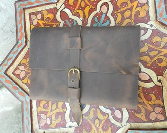 Refillable Leather Journal, Handmade Leather Diary, Journal Covers, Notebook