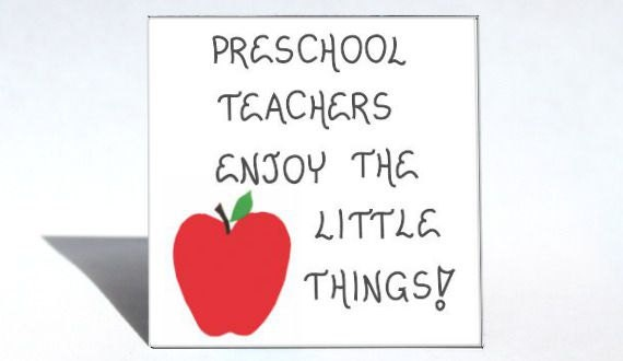 Preschool Teacher Quotes Impressive Magnet Quote Preschool Teacher Prek Nursery School