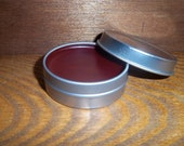 Lg 1oz Tin of All Natural Tinted Warm Spice Lip Balm