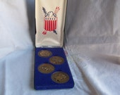 Bicentennial Commerative Medallions  1976